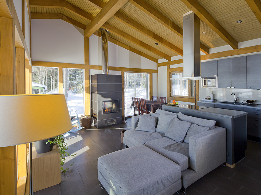 Interieur Finnhouse
