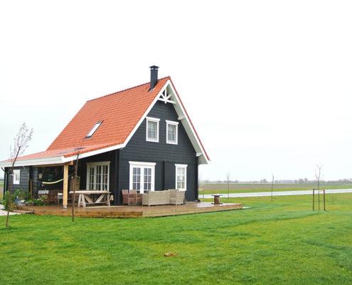 logbouw Finnhouse