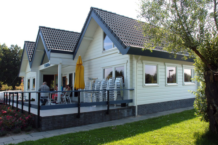 Houten Watersportvereniging 2820 Finnhouse