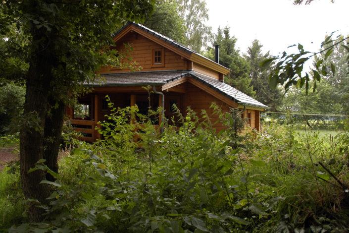 Finnhouse Recreatiewoning 2853