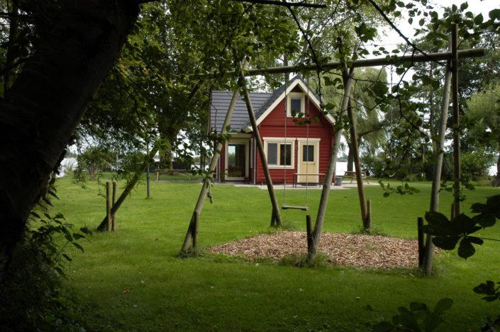 Finnhouse Recreatiewoning 3048 reeuwijk