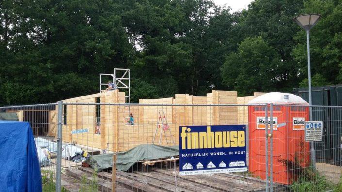 logbouw Finnhouse 3802