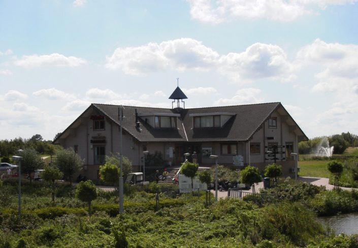 Houten Clubhuis Finnhouse 1453
