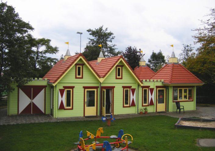 Houten KDV 3079 Leiden Finnhouse