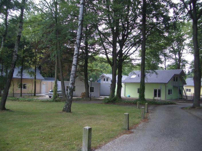 Houten Logeerwoningen 3170 Huizen