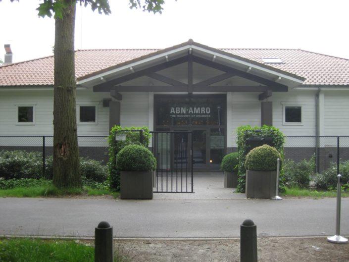 Houten Clubhuis Finnhouse 3227