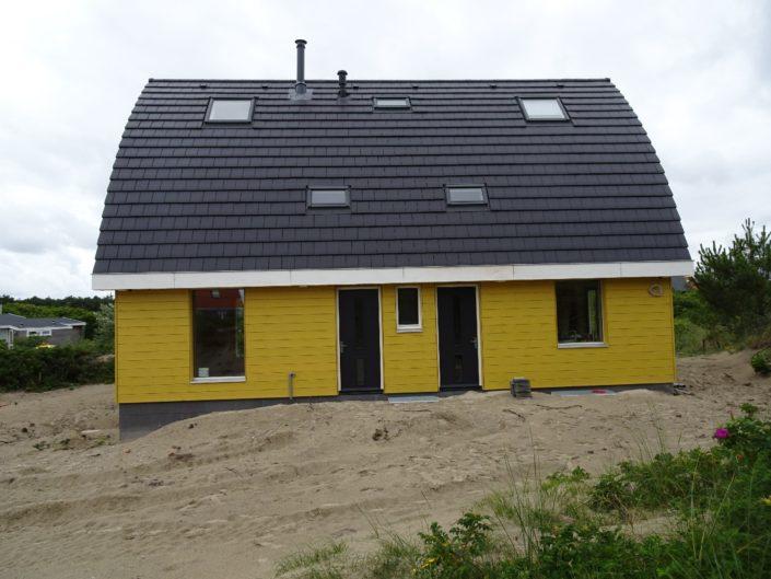 Houten Huis Finnhouse 3758-12 Vlieland