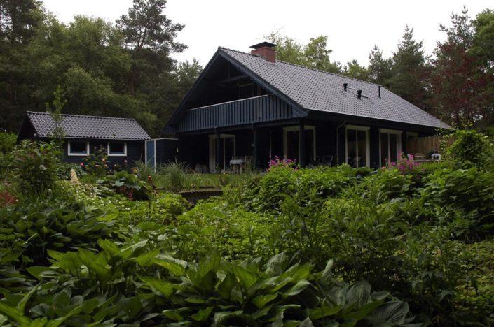 Houtskeletbouw Finnhouse 2973 Nijkerk