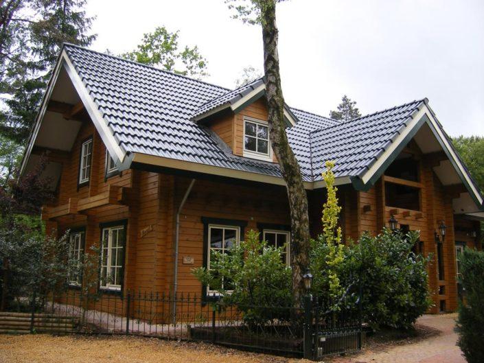 houten huis Finnhouse 3060 Hoenderloo