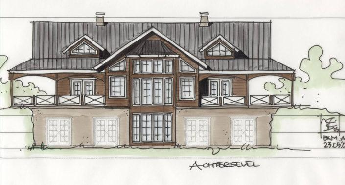 ontwerp Finnhouse 3123
