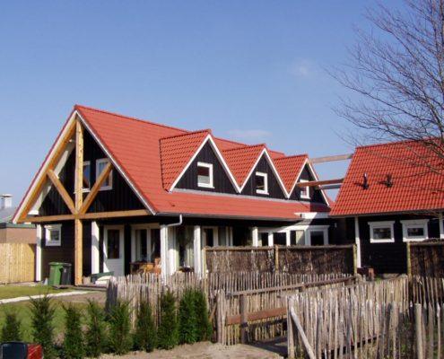houten huis Finnhouse 3128 Renesse