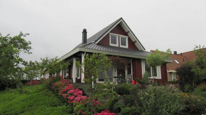 Houten huis Finnhouse 3134 Cruquius
