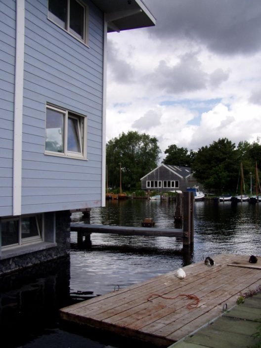 Houtskeletbouw Finnhouse 3194 Amsterddam