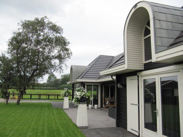 Houten Huis 3203 Beverwijk