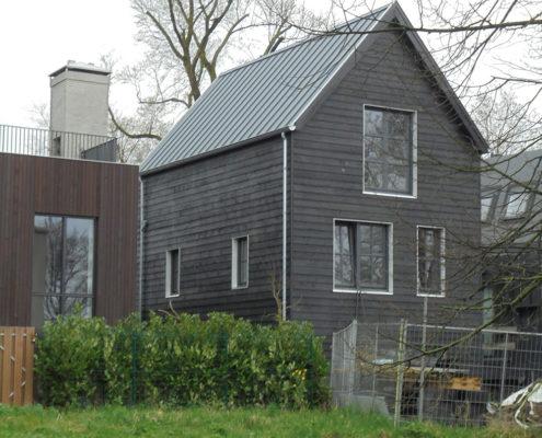 Prefab houten huis fabrikant van land prefab houten huis for Bouwkosten huis
