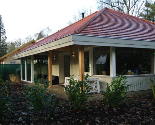 Houten woning 3758 Schuttersbosch
