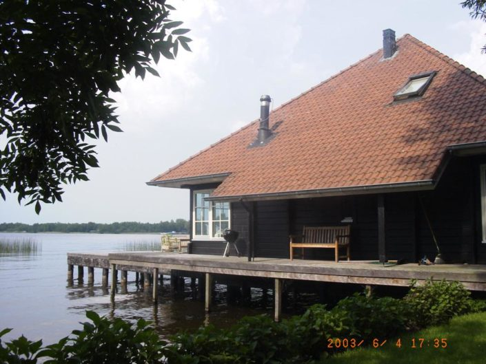 Logwoning Finnhouse 2644 Loosdrecht