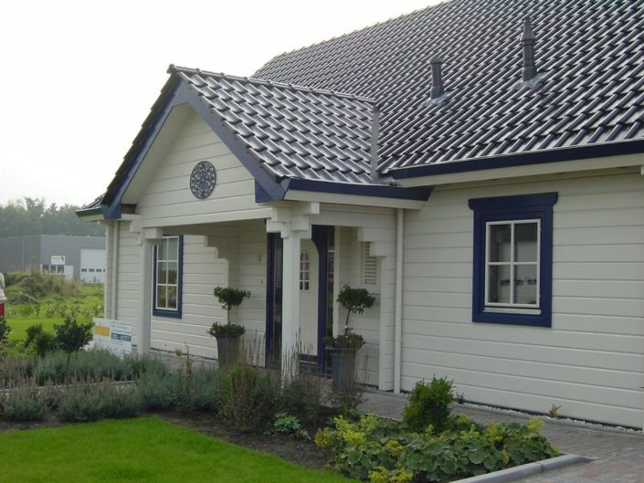 Houten logwoning Finnhouse 2795 Zuidbroek