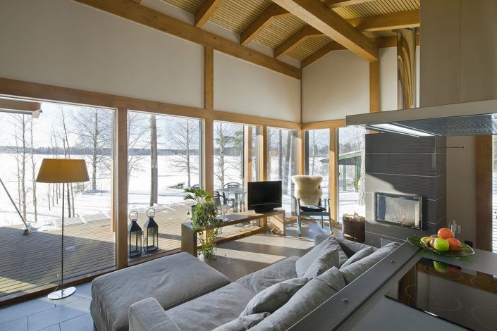 Interieur Finnhouse