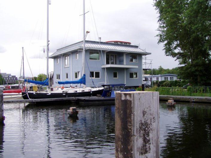 Houtskeletbouw Finnhouse 3349 Amsterdam