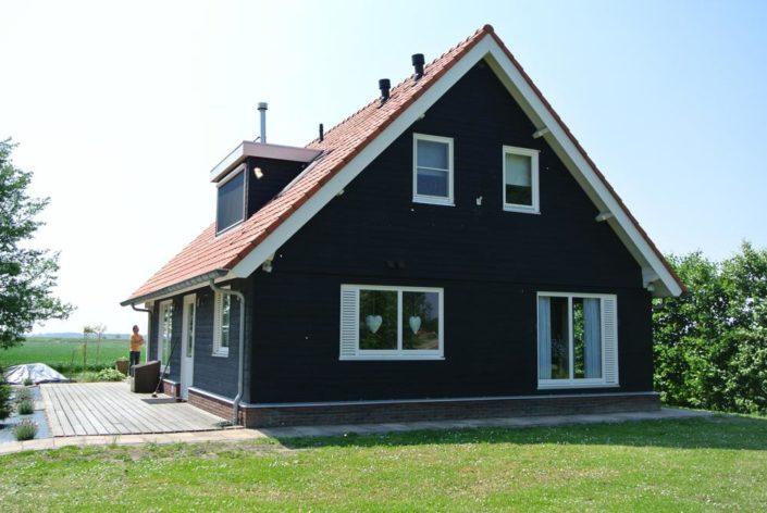 Houtskeletbouw Finnhouse 3456 Strijen
