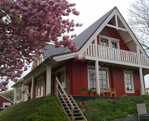 logbouw Finnhouse 3275