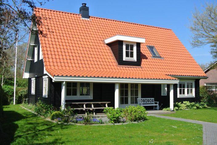 Logbouw Finnhouse 3295 Domburg