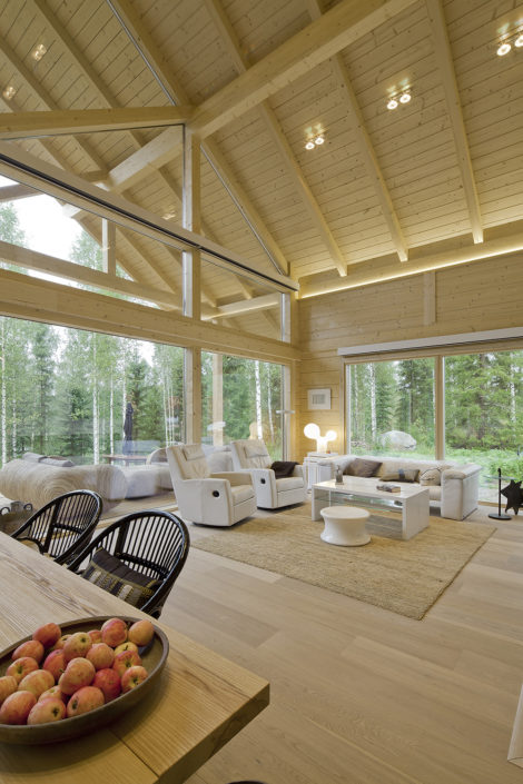 Finnhouse Interieur
