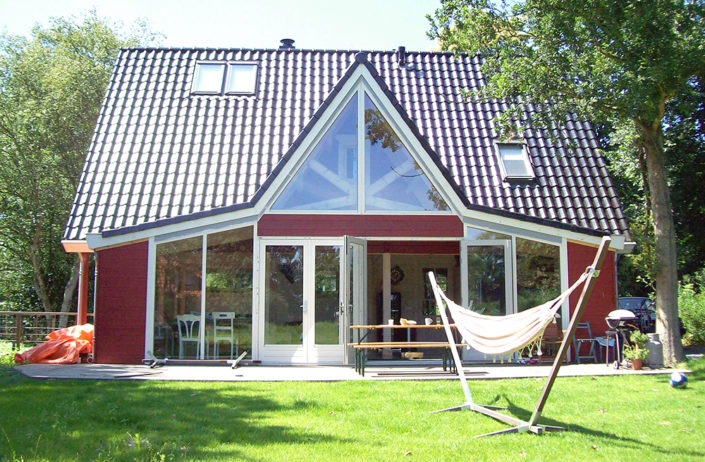 logbouw 3782 Bergen NH
