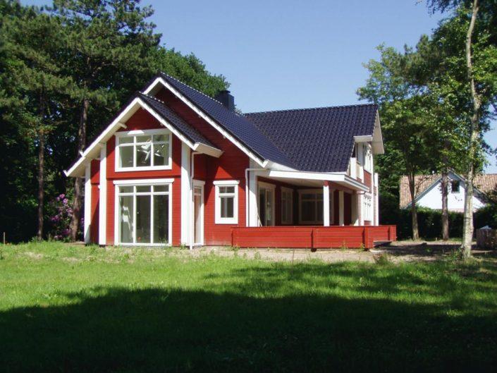 Logbouw Finnhouse 3383 Oostkapelle