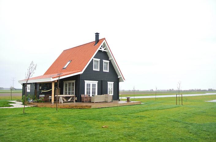logbouw Finnhouse 3692