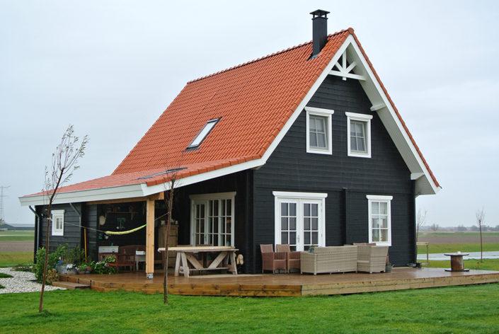 Logbouw Finnhouse 3692 Heiloo