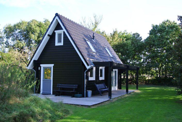 Logbouw Finnhouse 3782 Bergen 3