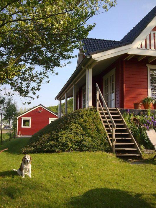 Logbouw Finnhouse 3275 Klaaswaal