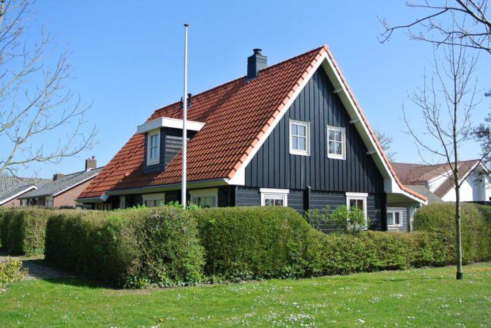 Logbouw Finnhouse 6004-3295 Domburg