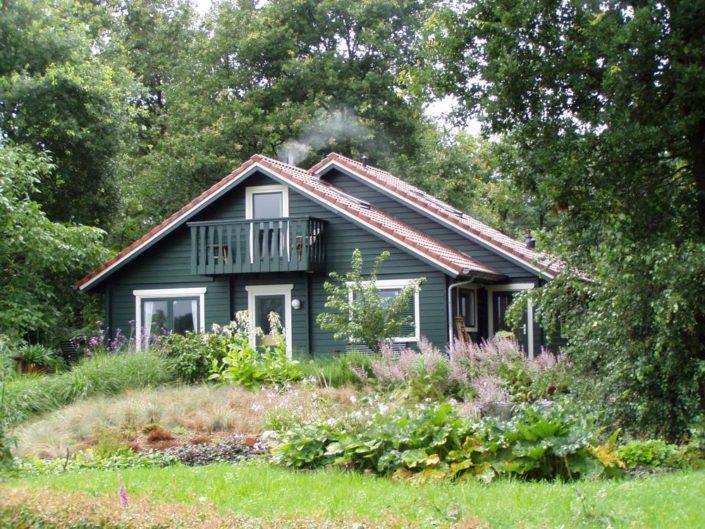 Recreatiewoning Finnhouse 1369