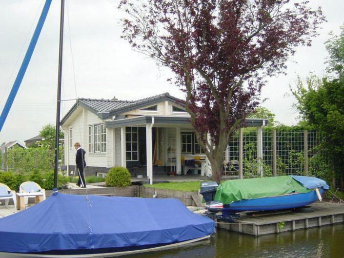 Recreatiewoning Finnhouse 2871