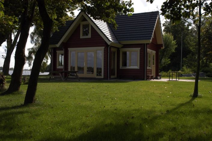 Recreatiewoning Finnhouse 3006