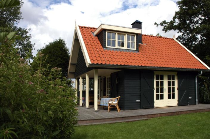 Recreatiewoning Finnhouse 3048