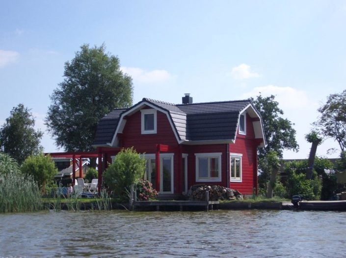 Recreatiewoning Finnhouse 3133