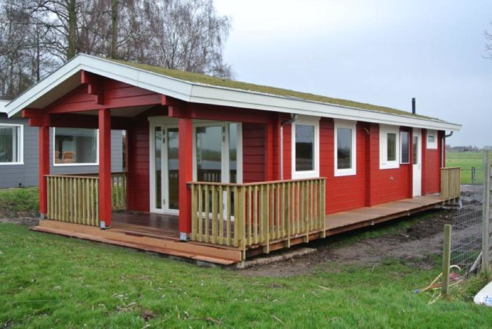 Recreatiewoning Finnhouse 3666