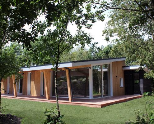 Finnhouse | Houten bungalow