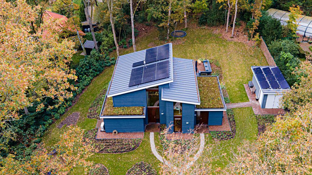 Finnhouse | Loftwoning drone